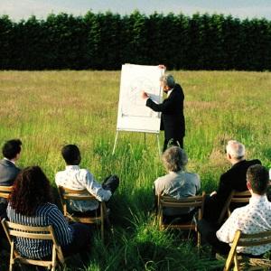 Визуални средства: PowerPoint или флипчарт?