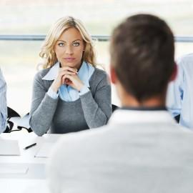 6 грешки от езика на тялото, които да избягвате по време на интервю за работа